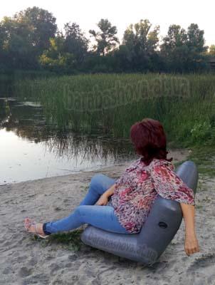 Кресло надувное ПВХ