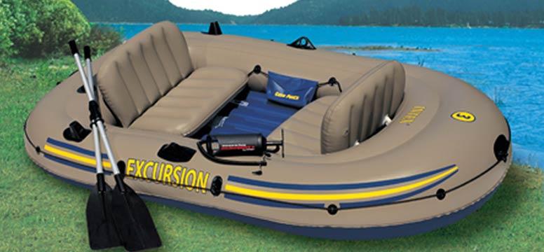 недорогие и качественные надувные лодки для рыбалки