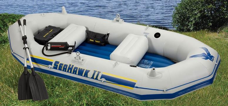 что лучше резиновая надувная лодка или лодка из пвх