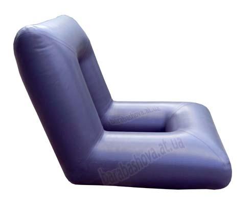 Кресло надувное для лодок